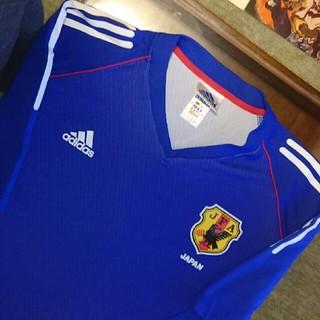 アディダス(adidas)のサッカー 日本代表 ユニフォーム 美品(ウェア)