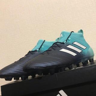 アディダス(adidas)のace 17.1 hg 26.0cm(シューズ)