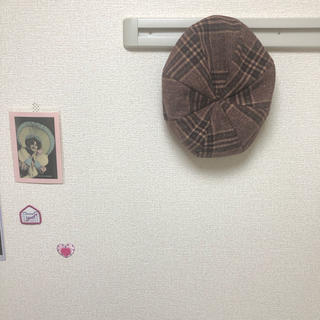 イーハイフンワールドギャラリー(E hyphen world gallery)の三戸なつめ ベレー帽(ハンチング/ベレー帽)