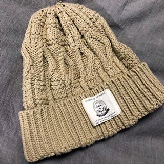 アングリッド(Ungrid)のニット帽(ニット帽/ビーニー)