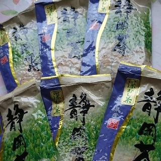 静岡県産  深むし茶100㌘6袋  1番茶(茶)