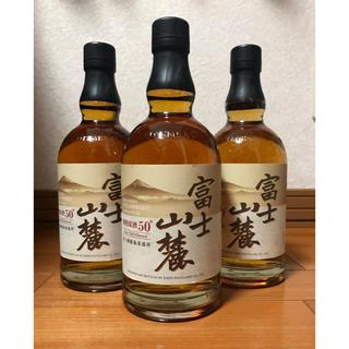 キリン(キリン)のキリン ウイスキー 富士山麓樽熟原酒50° 700ml✖︎7本(ウイスキー)