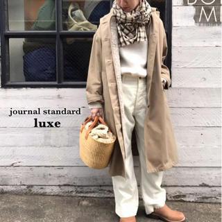 ジャーナルスタンダード(JOURNAL STANDARD)のジャーナルスタンダードラックス シャンブレーステンカラーコート(その他)