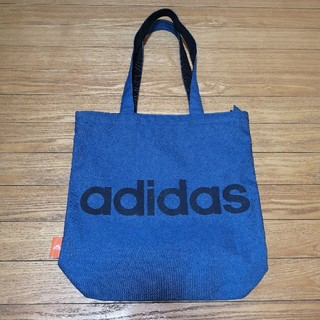 アディダス(adidas)のadidas  トート/デニム生地/男女兼用(トートバッグ)