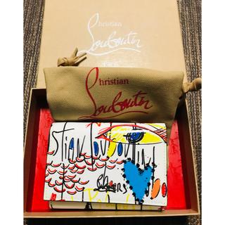 クリスチャンルブタン(Christian Louboutin)の新品★正規品 ルブタン のお財布 小銭 カード コインケース(財布)