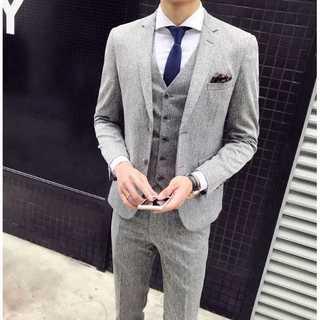 メンズスーツ 披露宴 セットアップ ビジネス スーツジャケット zb445(セットアップ)