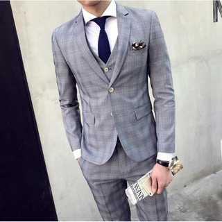 メンズスーツ 結婚式 セットアップ ビジネス スーツジャケット zb443(セットアップ)