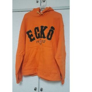 エコーアンリミテッド(ECKO UNLTD)のthe ecko unltd パーカー 新品同様(パーカー)