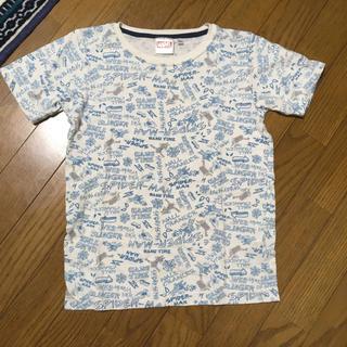 ジーユー(GU)のMARVEL スパイダーマン Tシャツ キッズ(Tシャツ/カットソー)
