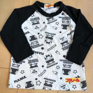 used  プラレール長袖Tシャツ 95(Tシャツ/カットソー)