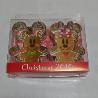 ディズニー(Disney)のひろ様専用 ディズニー クリスマス クッキー 型ぬき(調理道具/製菓道具)