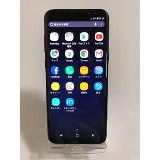 サムスン(SAMSUNG)の値下げしました!海外版SIMフリーSamsung Galaxy S8+ (スマートフォン本体)