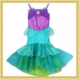 アリエル プリンセス ドレス b 130cm