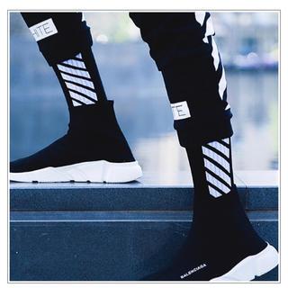 サイドライン靴下(ソックス)