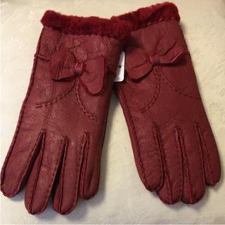 レディースムトン(手袋)