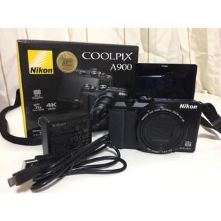 ニコン(Nikon)のNikon  COOLPIXA900(コンパクトデジタルカメラ)