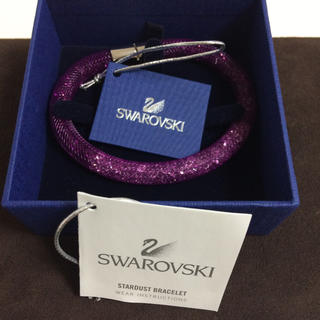 SWAROVSKI - スワロフスキースターダストブレスレット