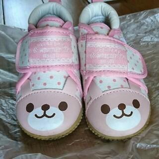 シマムラ(しまむら)のベビー👶シューズ👶13㎝👶キッズ 靴(スニーカー)