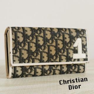 クリスチャンディオール(Christian Dior)のクリスチャン ディオール 正規品 トロッター 長財布(財布)