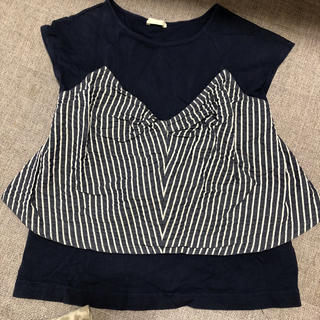 ジーユー(GU)のGUキッズTシャツ 150(Tシャツ/カットソー)