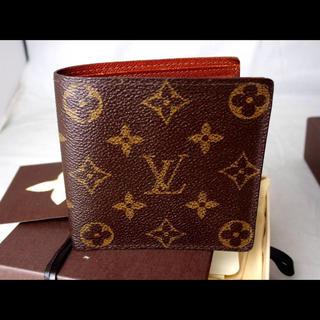 ルイヴィトン(LOUIS VUITTON)の良品  ルイヴィトン ポルトフォイユ マルコ(財布)