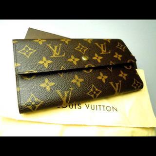 ルイヴィトン(LOUIS VUITTON)の超美品 ルイヴィトン ポルトトレゾール インターナショナル(財布)