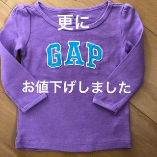 ベビーギャップ(babyGAP)のGAPトップス(70)(シャツ/カットソー)