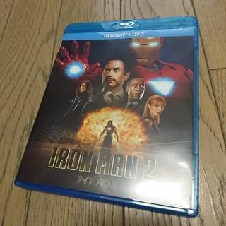 アイアンマン2 ブルーレイ+DVD(外国映画)