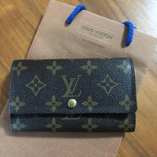 ルイヴィトン(LOUIS VUITTON)のルイヴィトン ミニ財布(財布)