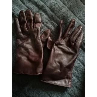レザー手袋(手袋)
