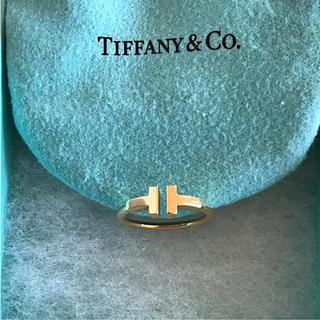 ティファニー(Tiffany & Co.)のティファニーT ワイヤーリング(リング(指輪))