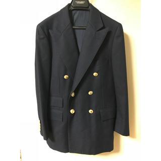 ポロラルフローレン(POLO RALPH LAUREN)のラルフローレン 紺ブレダブル 金ボタン(テーラードジャケット)