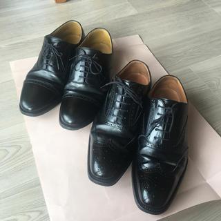 リーガル(REGAL)のリーガル メンズ 革靴 26.5cm 3E  2足セット(ドレス/ビジネス)
