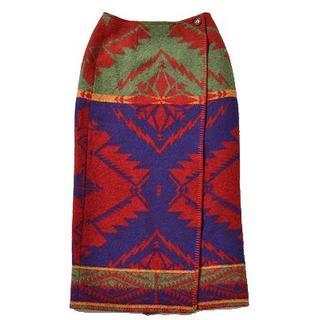 ラルフローレン(Ralph Lauren)の◇POLO COUNTRY◇size4 made in USA skirt(ロングスカート)