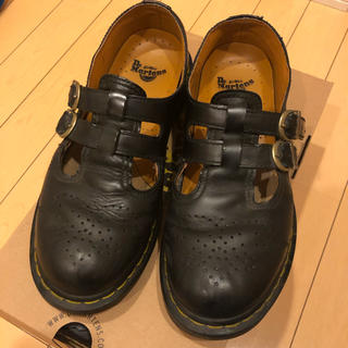 ドクターマーチン(Dr.Martens)のDr.Martens MARY JANE UK6(25cm)(ローファー/革靴)