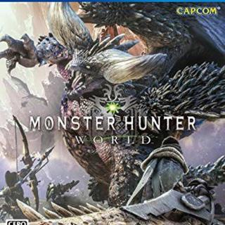 PlayStation4 - モンスターハンターワールド パッケージ版