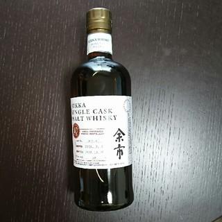ニッカウイスキー(ニッカウヰスキー)のNIKKA SINGLE CASK MALT WHISKY 余市10年(ウイスキー)