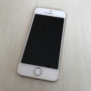 iphone5 ホワイト(スマートフォン本体)