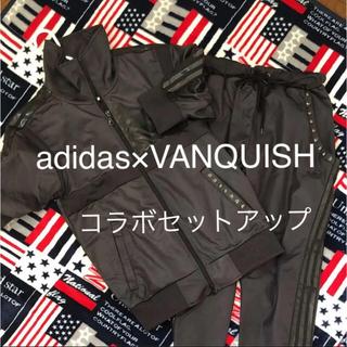 アディダス(adidas)の値下げ adidas×VANQUISHコラボメンズセットアップ!(セットアップ)