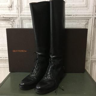 ブッテロ(BUTTERO)のイタリア製 BUTTERO ブッテロ ブーツ USED(ブーツ)