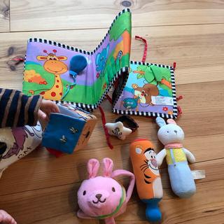 タイニーラブ(TINY LOVE)の赤ちゃんおもちゃ♡知育玩具♡タイニーラブ ミキハウス ディズニー(知育玩具)