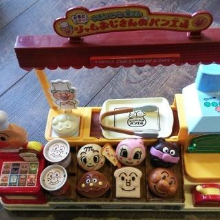 アンパンマン(アンパンマン)のできたてパン屋さんジャムおじさんのパン工場(知育玩具)