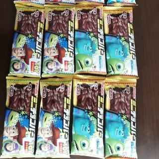 ディズニー(Disney)のフルタ ディズニーピクサーミニチョコバー 16個(菓子/デザート)