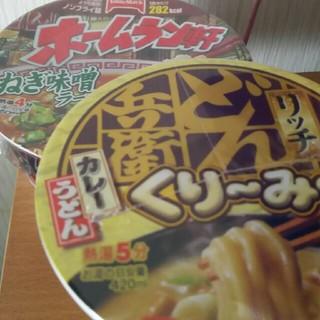 カップ麺(インスタント食品)