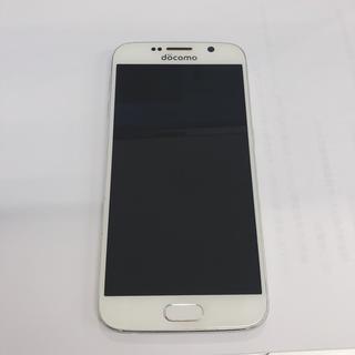 サムスン(SAMSUNG)のdocomo Galaxy S6 SC-05G ジャンク品(スマートフォン本体)