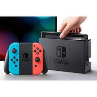 Nintendo Switch - ニンテンドーSwitch ネオン
