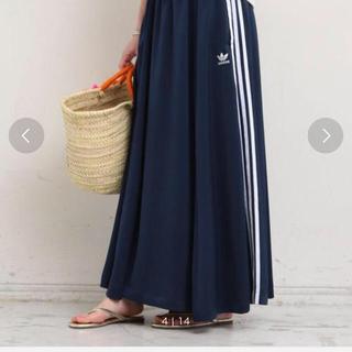 アディダス(adidas)の別注アディダス ロングスカート(ロングスカート)