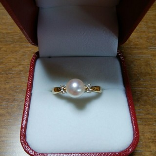 タサキ(TASAKI)の値引きクリスマスセール田崎真珠リング(リング(指輪))
