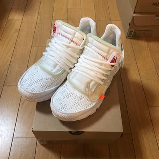 OFF-WHITE - off white nike air presto the10 29cm