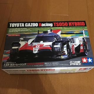 トヨタ(トヨタ)のミニ四駆PROトヨタガズーレーシングTS050ハイブリッド(模型/プラモデル)